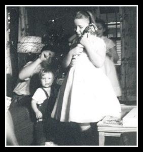 Jane & Baby Doll Christmas in Cheswick
