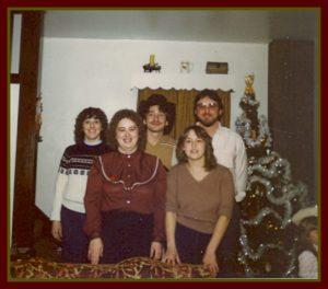 John, Denise, Jane, Bruce & Retta
