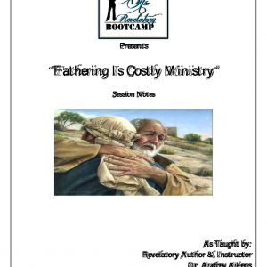 Fathering Costly Ministry