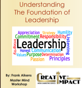 Understanding the Foundation of Leadership