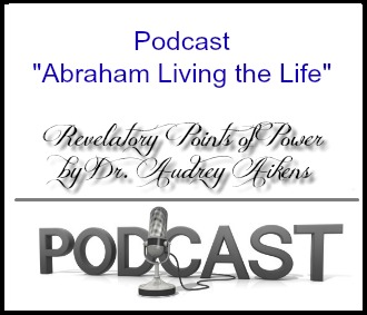 Abraham living the life and then God speaks
