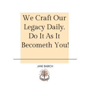 Building Your Legacy Tips-Ep#12 Gift of Research